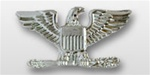 USAF Officer Coat Rank:  O-6 Colonel (Col) - Nickel Plated