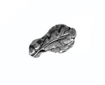 "Attachment:   Silver Oak Leaf Cluster - 7/16"" - For Ribbon and Full Size Medal"
