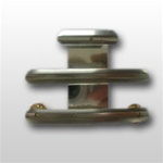 Mini Medal Mounting Bar: 10 Medals - Rows of 4 - AF/Army