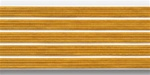 US Army Service Stripes For Male White Uniform:  5 Stripes