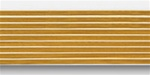 US Army Service Stripes For Male White Uniform:  9 Stripes