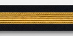 US Army Service Stripes For Male Blue Uniform:  1 Stripe
