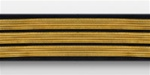 US Army Service Stripes For Female Blue Uniform: 3 Stripes