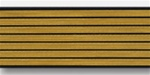 US Army Service Stripes For Female Blue Uniform: 7 Stripes