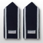 USAF Female Mess Dress Boards:  O-2 First Lieutenant (1st Lt)