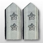 USAF Female Mess Dress Boards:  O-8 Major General (Maj Gen)