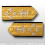 US Navy Line Officer Hardboards: O-10 Admiral (ADM) - Male