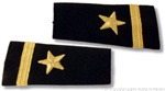 US Navy Line Officer Softboards:  O-1 Ensign (ENS)