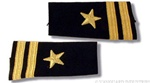 US Navy Line Officer Softboards:  O-3 Lieutenant (LT)