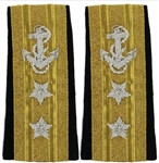 US Navy Line Officer Softboards:  O-8 Rear Admiral (RADM)