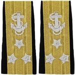 US Navy Line Officer Softboards:  O-9 Vice Admiral (VADM)