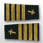 US Navy Staff Officer Softboards: Captain - Chaplain - Christian