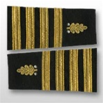 US Navy Staff Officer Softboards: Captain - Dental Corp