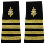US Navy Staff Officer Softboards: Captain - Medical Corp
