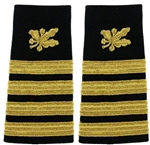 US Navy Staff Officer Softboards: Captain - Supply Corp