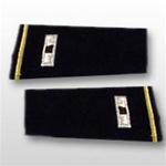 US Army Large Epaulets:   W-1 Warrant Officer One (WO1) - Male - For Commando Sweater Or Shirt - Rayon Embroidered - Male