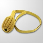 USCG Sword Accessory:  Sword Knot - Gold