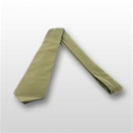 USMC Neckwear: Four In hand Tie -Khaki (Extra Long)