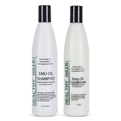 Emu Shampoo & Conditioner