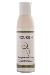 Younger Hands Cream - Smoother, softer hands while fading dark spots and age spots!