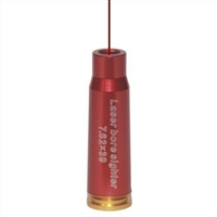 7.62 x 39 Cartridge Laser Bore Sight Boresighter Sighter Red