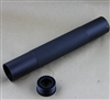 "12.5"" inch Free Float Round Tube Handguard Knurled Surface"
