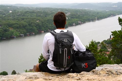 K3 Stealth Waterproof Backpack - Best - Waterproof - Dry Bag ...