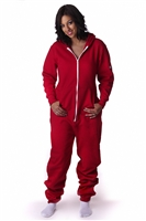 CoZone Global Adult Onesie - Scarlet