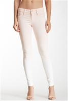 Black Orchid ombre skinny jean cream tea pink dye, Black Orchid black jewel skinny jeans cotton candy
