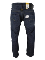 G-STAR Raw New Radar Tapered SELVAGE Jeans Rigid Raw Wash-​Style 50780.4638.3253