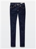 Rag & Bone Denim Women's Straight Leg Jeans Heritage Wash Size 25-Premium Denim