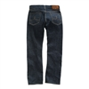 Ralph Lauren RRL Vintage Straight Leg Selvedge Denim Jeans Once Washed Dark Wash - Premium Denim