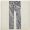 Ralph Lauren RRL Slim Fit Selvedge Denim Jeans Light Grey Wash Size 34-Premium Denim