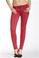 Genetic Denim Weekend Shya Skinny in Redd Size 28 - Premium Denim