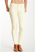 Black Orchid jude skinny legging lemon fizz yellow