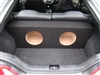 Acura RSX Single / Dual Subwoofer Box