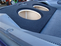 Chevrolet Camaro Firebird Trans Am Single / Dual Subwoofer Box