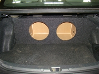 Toyota Corolla  Single / Dual Subwoofer Box