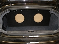 Pontiac G5  Single / Dual Subwoofer Box