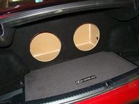 Lexus IS350 & IS250   Single / Dual Subwoofer Box