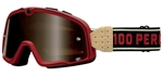 100% - Barstow Goggle- Classic Red