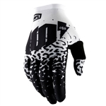 100% 2018 Celium II Gloves - Metal/White