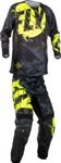 FLY RACING - KINETIC OUTLAW JERSEY, PANT GEAR COMBO
