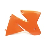 KTM RADIATOR SCOOPS