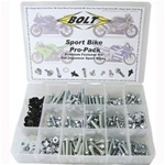 Japanese Sport Bike Bolt Kit
