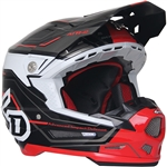 6D 2018 ATR-2 Circuit Full Face Helmet - Black