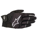 Alpinestars 2018 Atom Gloves - Black/White