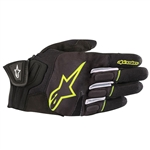 Alpinestars 2018 Atom Gloves - Black/Yellow
