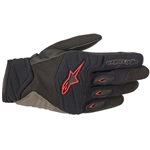 Alpinestars 2018 Shore Gloves - Black/Red