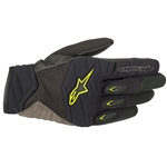 Alpinestars 2018 Shore Gloves - Black/Yellow